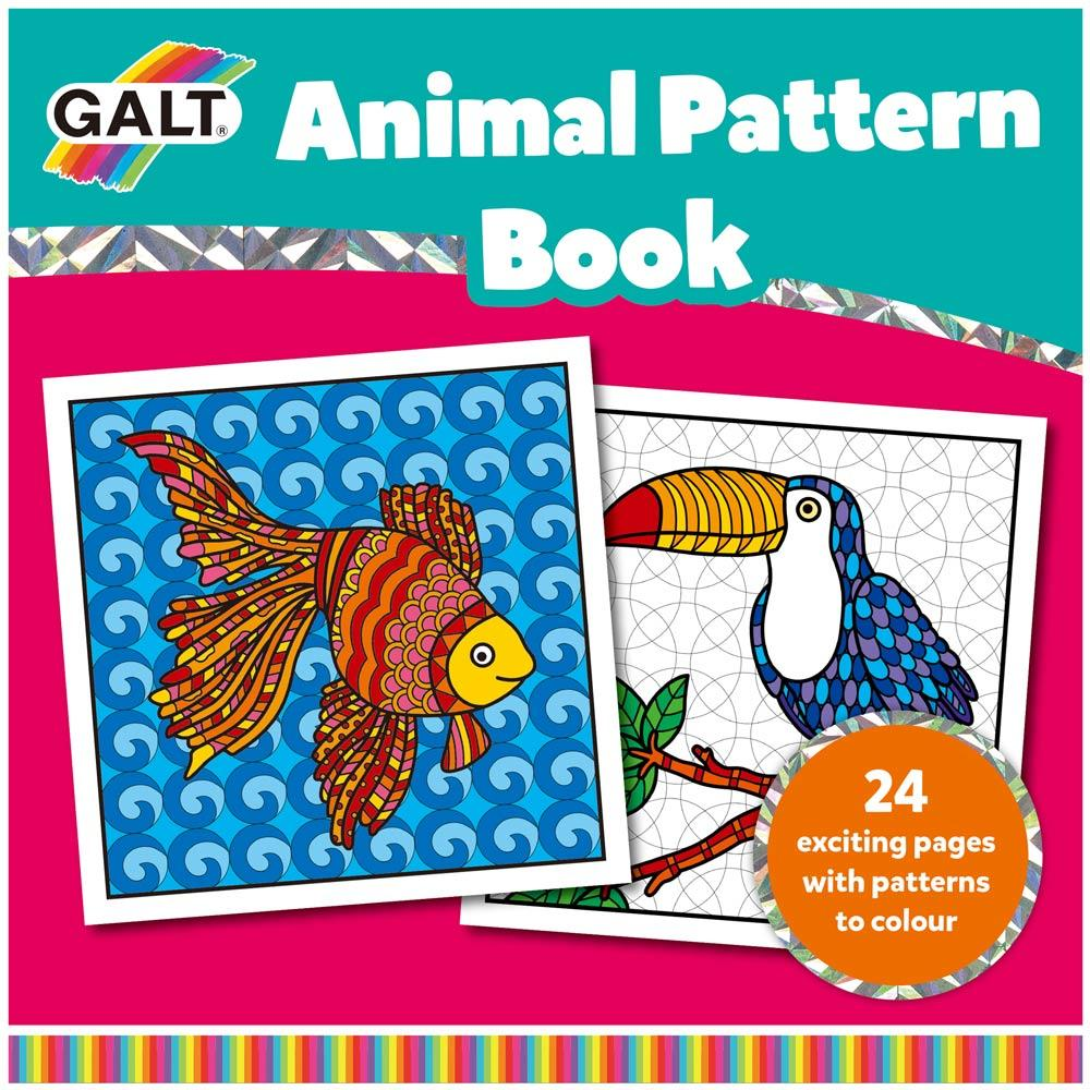 Animal Pattern Book