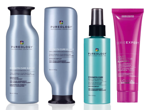 Routine Pureology Blond Glacial