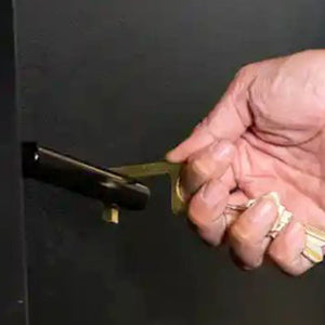 No Touch Anti-contact  Door Opener Keychain