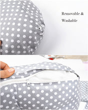Load image into Gallery viewer, Adjustable Nursing Pillow or Replacement Pillow Cover