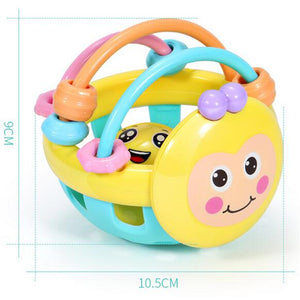Playtime Fun Rattle Ball