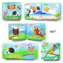 Load image into Gallery viewer, Potty Time and Bath Time Cloth Books with Removable Doll