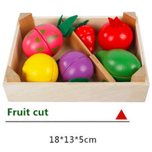 Load image into Gallery viewer, Wooden Fruit Vegetable cutting Board
