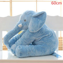 Load image into Gallery viewer, Cuddle Soft Over sized Stuffed Elephant