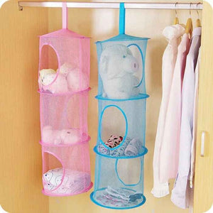 Handy Hanging Storage Net Organizer