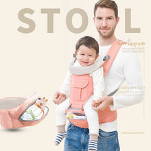 Load image into Gallery viewer, Baby Carrier Front and Back Hip Seat