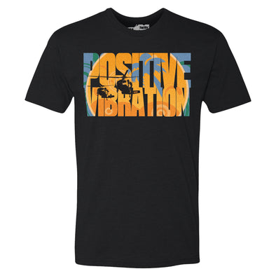 T-Shirt - Blackhawk Positive Vibration