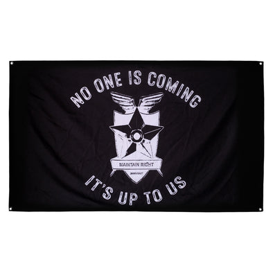 Flag - No One is Coming: The LEO