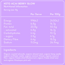 Load image into Gallery viewer, KETO VARIETY Superfood Breakfast Box