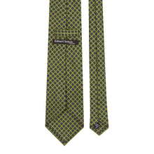 Load image into Gallery viewer, Leaf Green Floral Tie