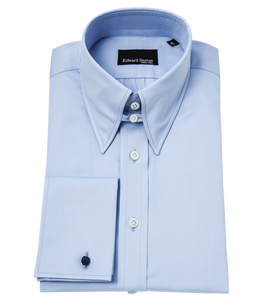 Made to Order Powder Blue Shirt