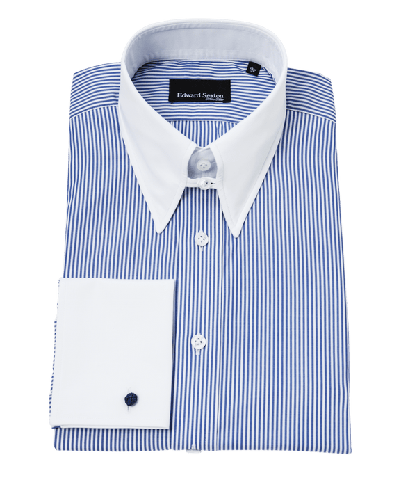 Edward-sexton-bengal-tab-collar-shirt-white