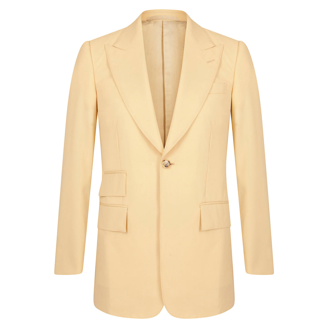 Light Sand Herritage Jacket