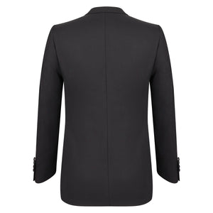 Black Double Breasted Dinner Jacket