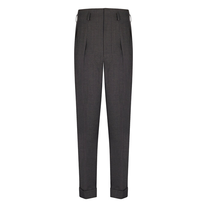 Charcoal Hollywood Trousers