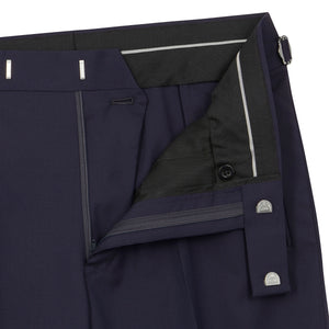 Deep Navy Contemporary Trousers