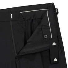 Load image into Gallery viewer, Black Contemporary Dress Trousers