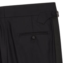 Load image into Gallery viewer, Black House Dress Trousers