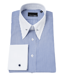 blue-bengal-stripe-pin-collar-contrast-shirt