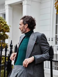 bottle_green_roll_neck_grey_flannel_chalk_stripe