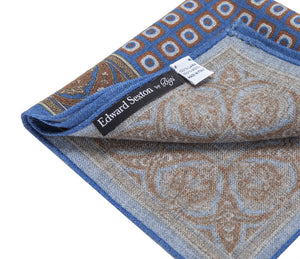 edward_sexton_blue_spot_pocket_square