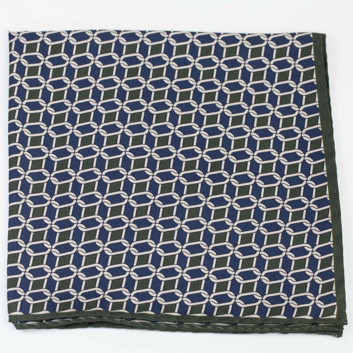 green_chain_print_hankie
