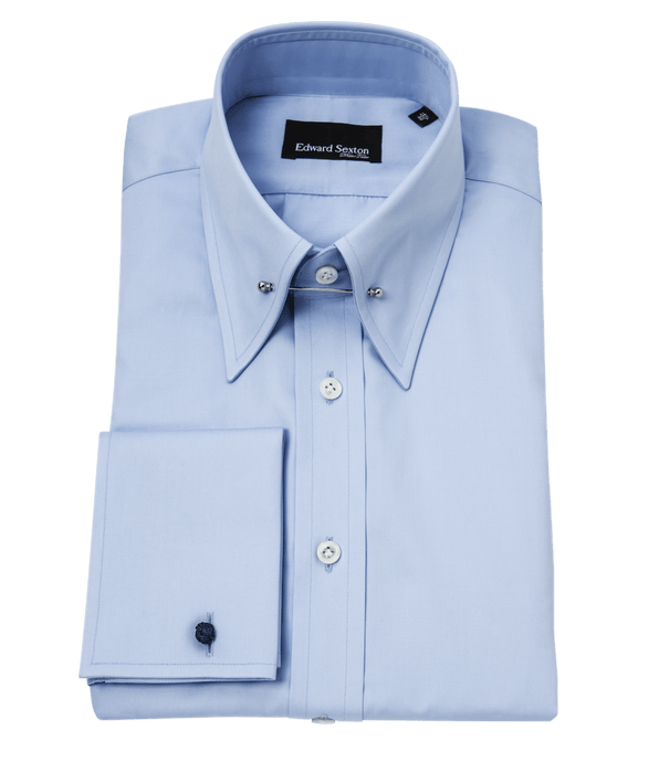 pale-blue-pin-collar-shirt