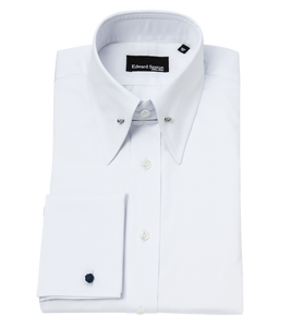 Made to Order White Shirt