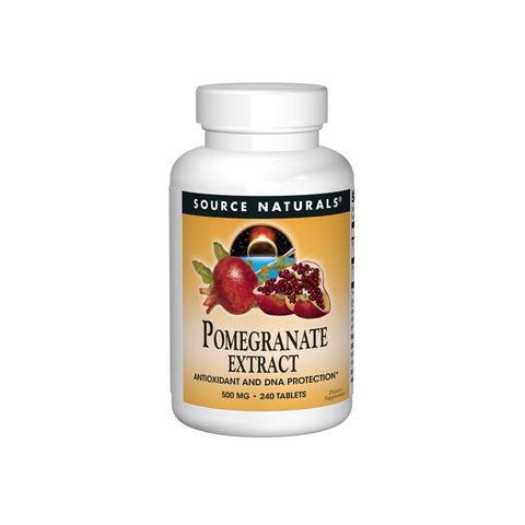 Pomegranate Extract - 500mg - 240 Count