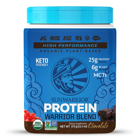 Vegan Protein with BCAAs and Pea Protein - Chocolate