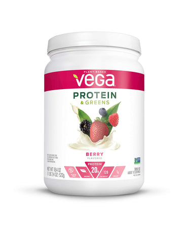 Vega Protein and Greens - Berry