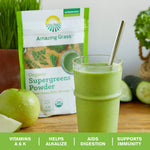 Amazing Grass Smoothie Powder - Supergreens