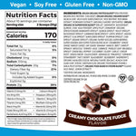 Orgain Organic Plant Based Protein + Superfoods Powder - Creamy Chocolate Fudge