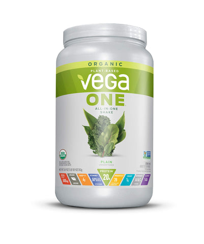 Vega One Plant Based Protein Powder - Unflavored