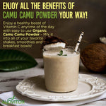 Organic Camu Camu Berry Powder - 3.5 oz