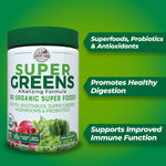 Country Farms Organic Drink Mix - Super Greens