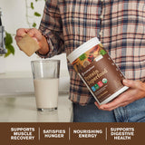 Amazing Grass Vegan Protein Powder - Rich Chocolate