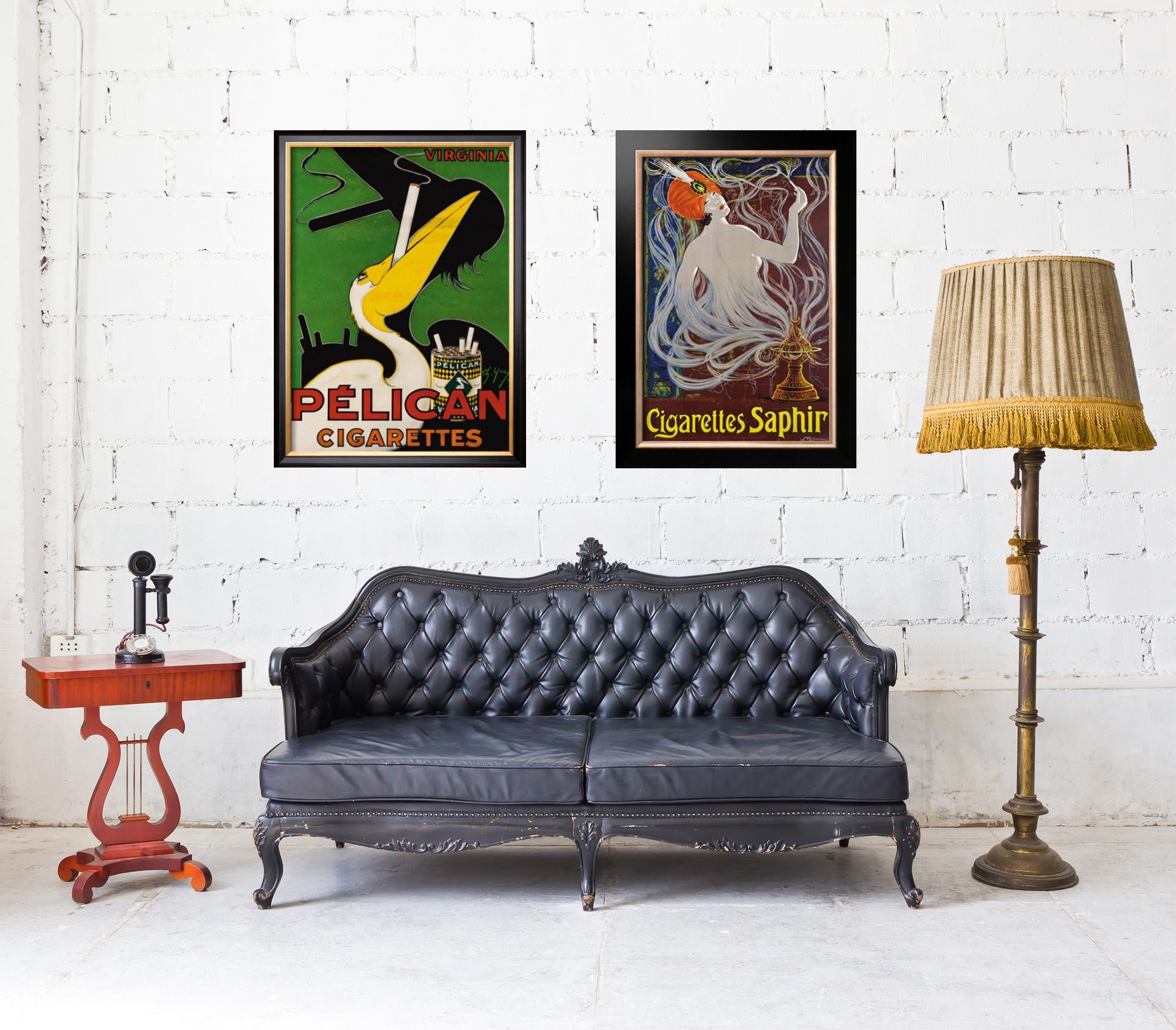 Man cave ideas decorate your bachelor pad with original vintage posters and prints