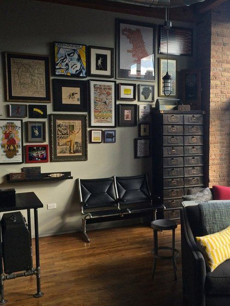 Man cave ideas decorate your bachelor pad with original for Kitchen cabinet trends 2018 combined with art prints to hang on your wall