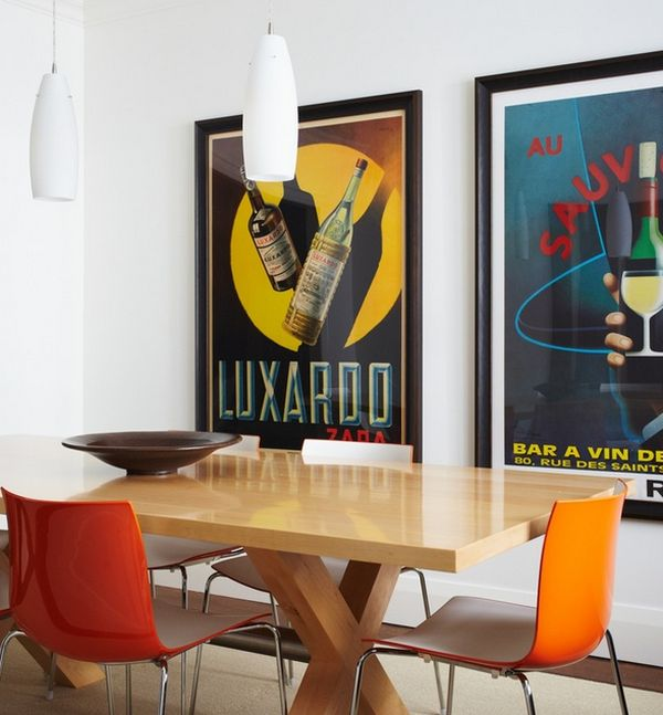 Primer: Decorating With Vintage Posters