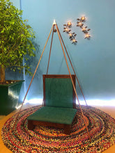 Load image into Gallery viewer, Copper Nubian 3 Feet Meditation Pyramid ( portable  )