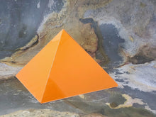Load image into Gallery viewer, 7 chakra pyramids for Feng shui, vaastu and for meditation 4 inches and 6 inches