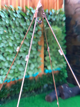 Load image into Gallery viewer, Solid M Type 1/2 Inch Kit Nubian Copper Meditation Pyramid Connector Only