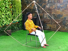 画像をギャラリービューアに読み込む, NEW Copper Giza Lite Duty 5 feet Meditation Pyramid for Self Healing