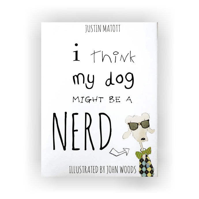 Book: I Think My Dog Might be a Nerd