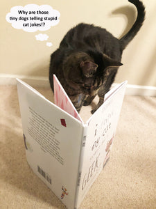 Book: I Think My Cat Might be a Geek