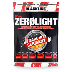 Blackline 2.0 Whey Zerolight Isolat, 750 g Beutel
