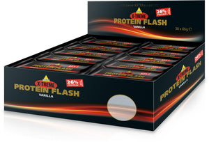 inkospor X-Treme Protein Flash, 30 x 65 g Riegel