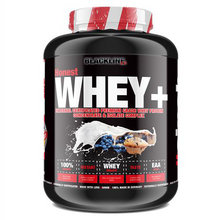 Laden Sie das Bild in den Galerie-Viewer, BlackLine 2.0 Honest Whey+, 2270 g Dose