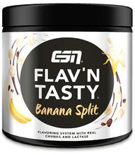 Laden Sie das Bild in den Galerie-Viewer, ESN Flavn Tasty, 250 g Dose